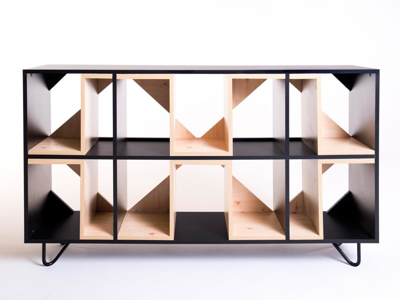 Buffet Trim Trica Flats # Notice Meuble Tv Benno