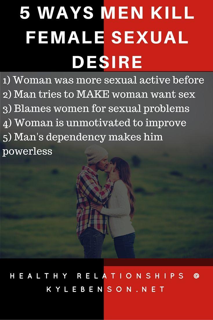 5 ways to increase sex drive men