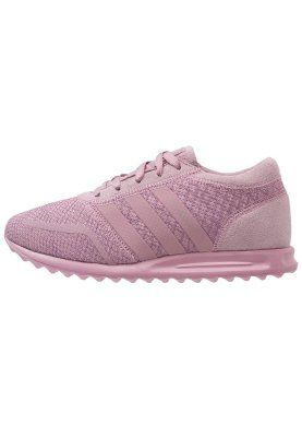 adidas Originals LOS ANGELES - Sneakers laag - shiny pink - Zalando.nl