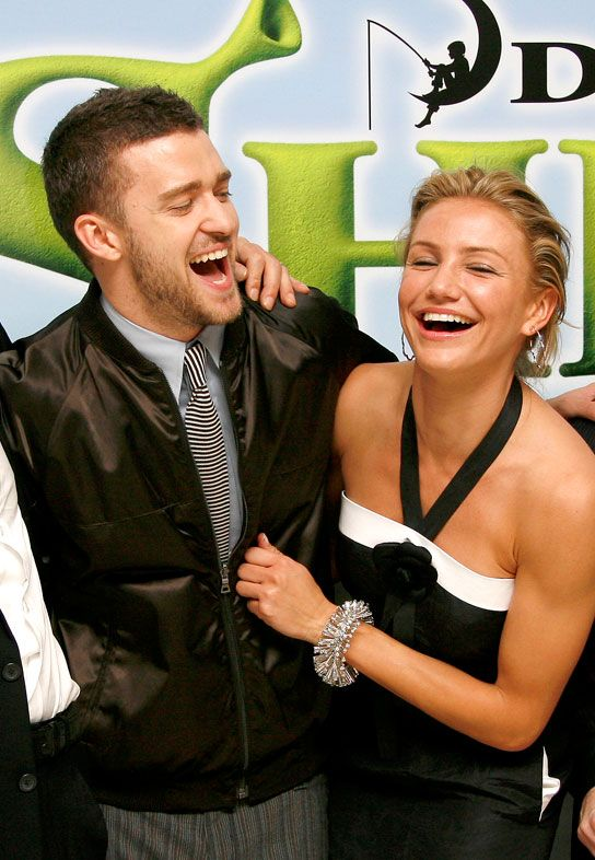 Exclusive Exes Cameron Diaz Justin Timberlake Are Getting Very