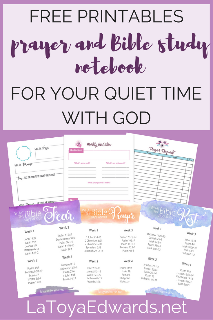 photograph regarding Free Printable Bible Study Worksheets for Adults titled Free of charge Tranquil Season/ Prayer Laptop computer Printables Females Discovering