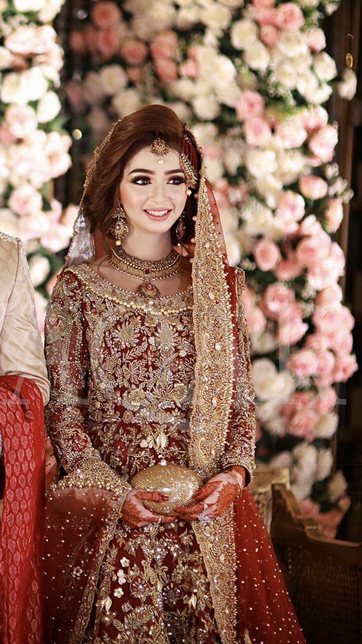 barat bride | cultural in 2019 | pakistani wedding dresses