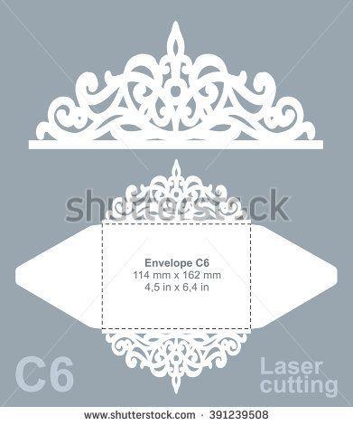 DIY Envelope Card 54