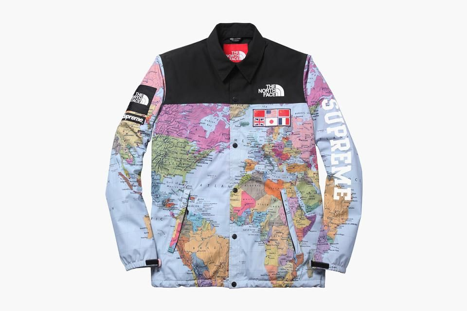 Supreme X The North Face Ss14 Collection Expedition Nss Magazine The North Face Fashion Suit Fashion