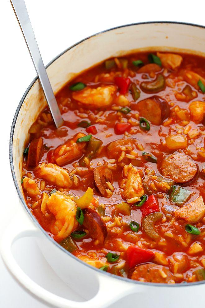 Jambalaya Soup | Gimme Some Oven