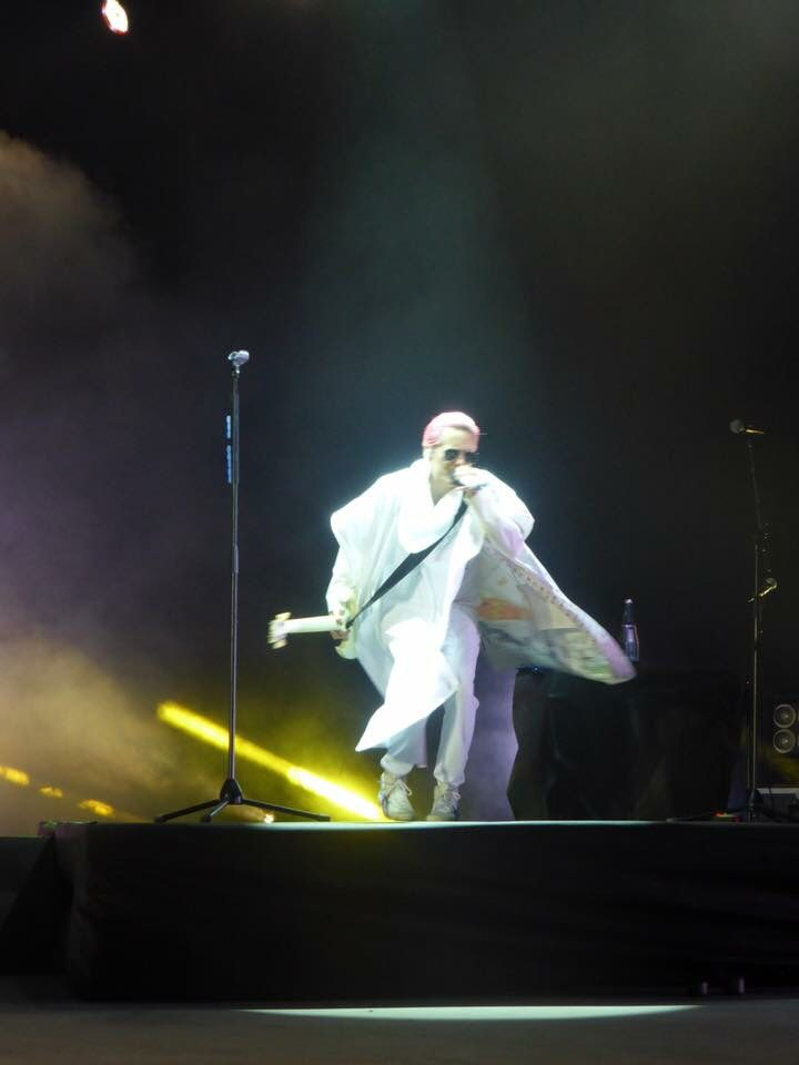 Last Concert of the LoveLustFaith+Dreams Era.  Athens 30.09.2015. Pic taken bye ConnyMa84