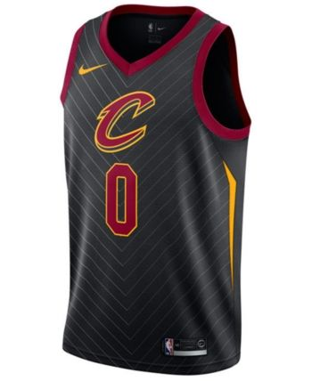 51d350bd427 Nike Men's Kevin Love Cleveland Cavaliers Statement Swingman Jersey - Black  M