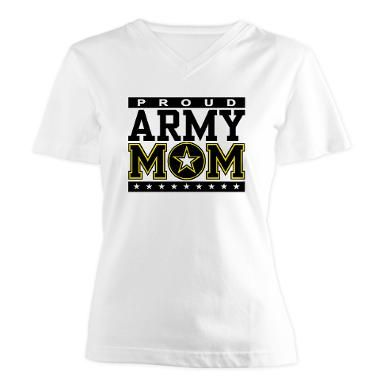 5d189288eb4 Proud Army Mom Shirt