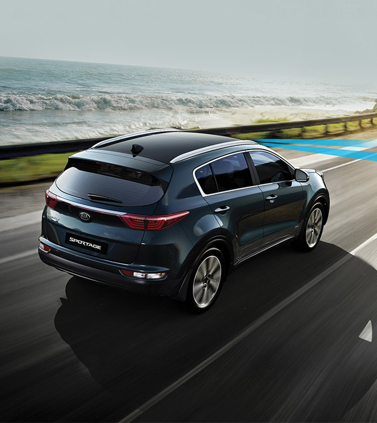 The Kiasportage Will Take You As Far As The Roads Go Kia Sportage Sportage Kia Motors