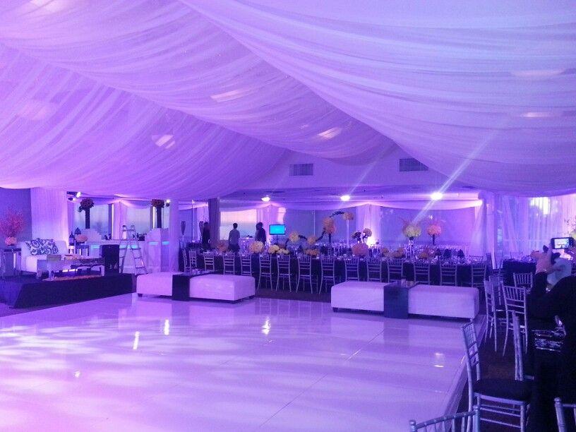 Wedding Reception At Los Verdes Golf Course In Ranch Palos