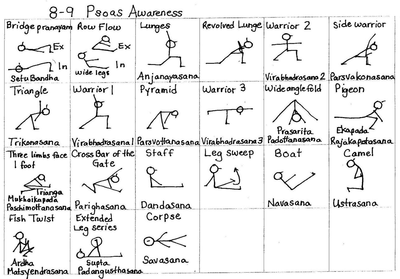 Iliopsoas Strengthening Exercises