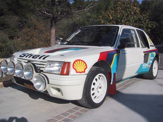 peugeot 205 19 rally | peugeot | pinterest | peugeot, rally car