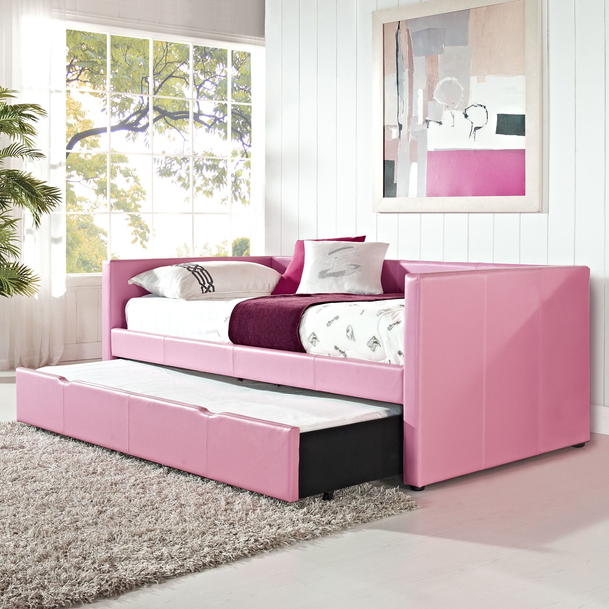 Attractive Standard Furniture Lindsey Daybed With Trundle U0026 Reviews | Wayfair