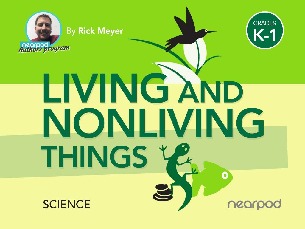 Check Out This Amazing Science Presentation On Living And