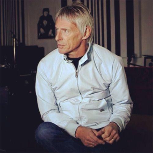 Paul Weller in Baracuta