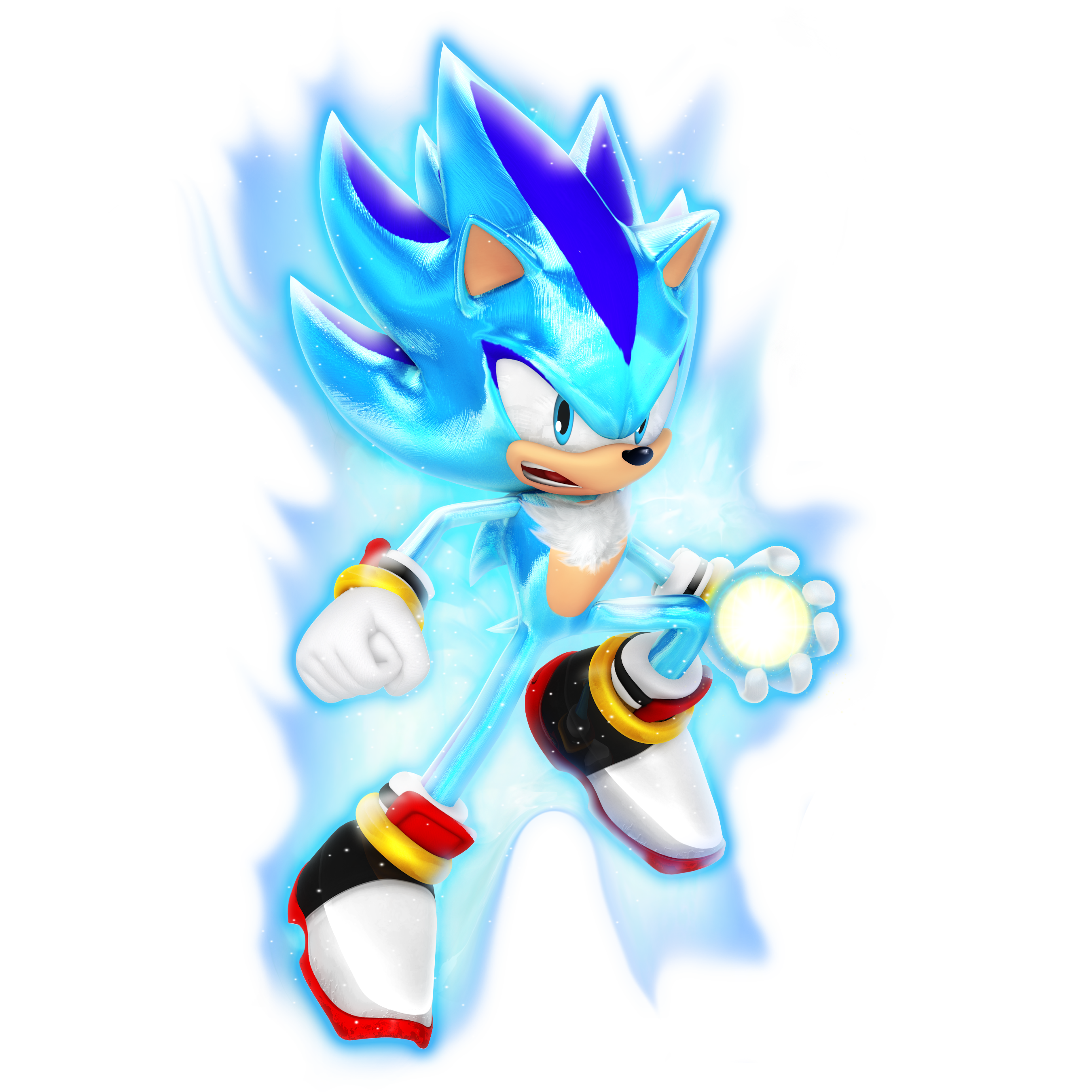 What If Sonic And Shadow Fused Sonow God Form By Nibroc Rock On Deviantart Sonic And Shadow Sonic Hedgehog Art