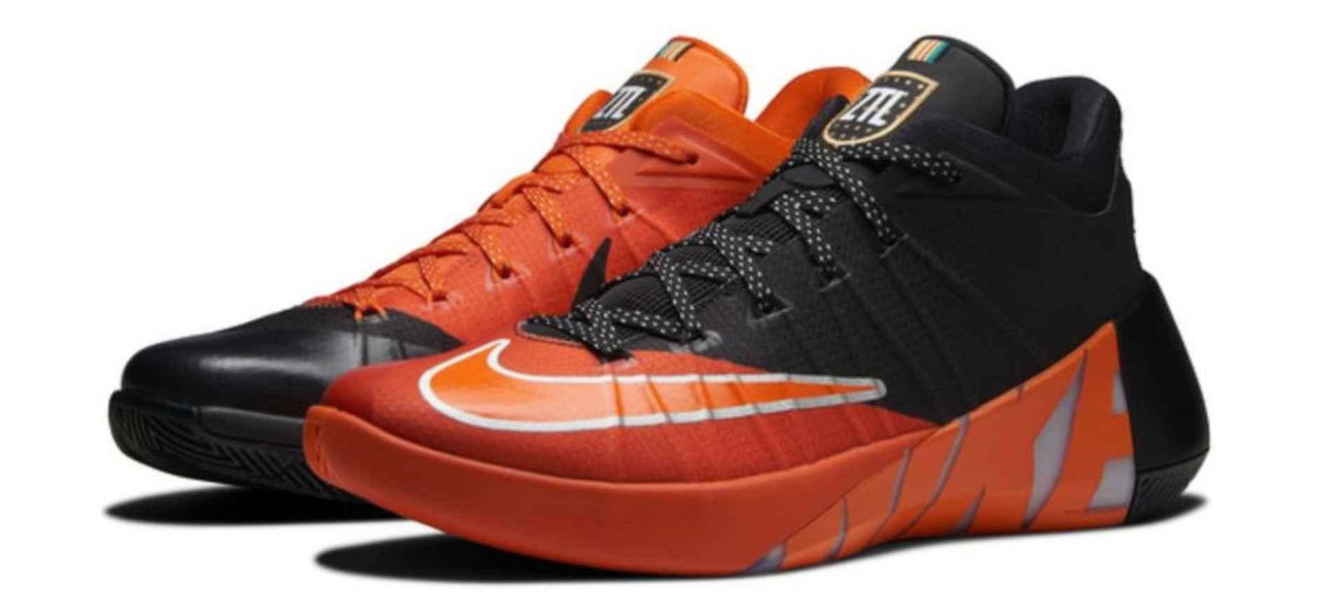 half off b5dcb 9425c ZACH LAVINE WON AN EPIC 2016 NBA DUNK CONTEST IN THESE NIKE HYPERDUNK 2015  LOW PE S