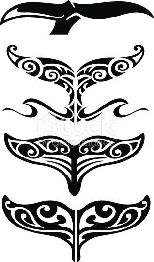 Resultado De Imagen De Dibujos Maories De Ballenas Mini Tatuajes - Dibujos-maoris