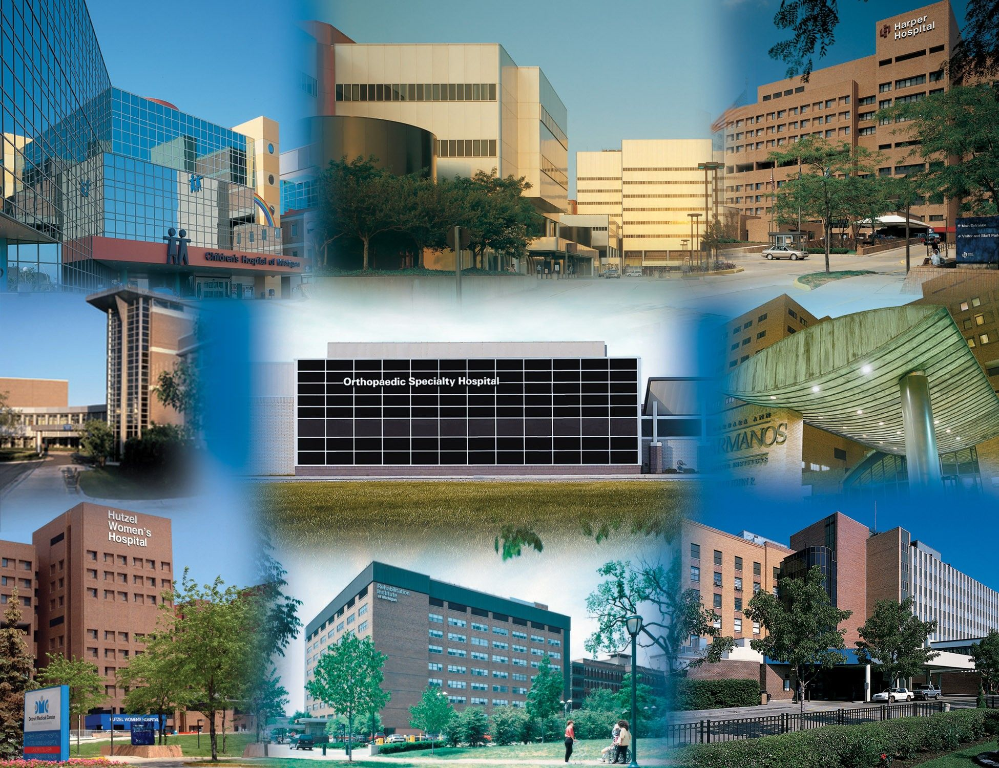 Detroit Medical Center | Love of Detroit | Detroit, Michigan