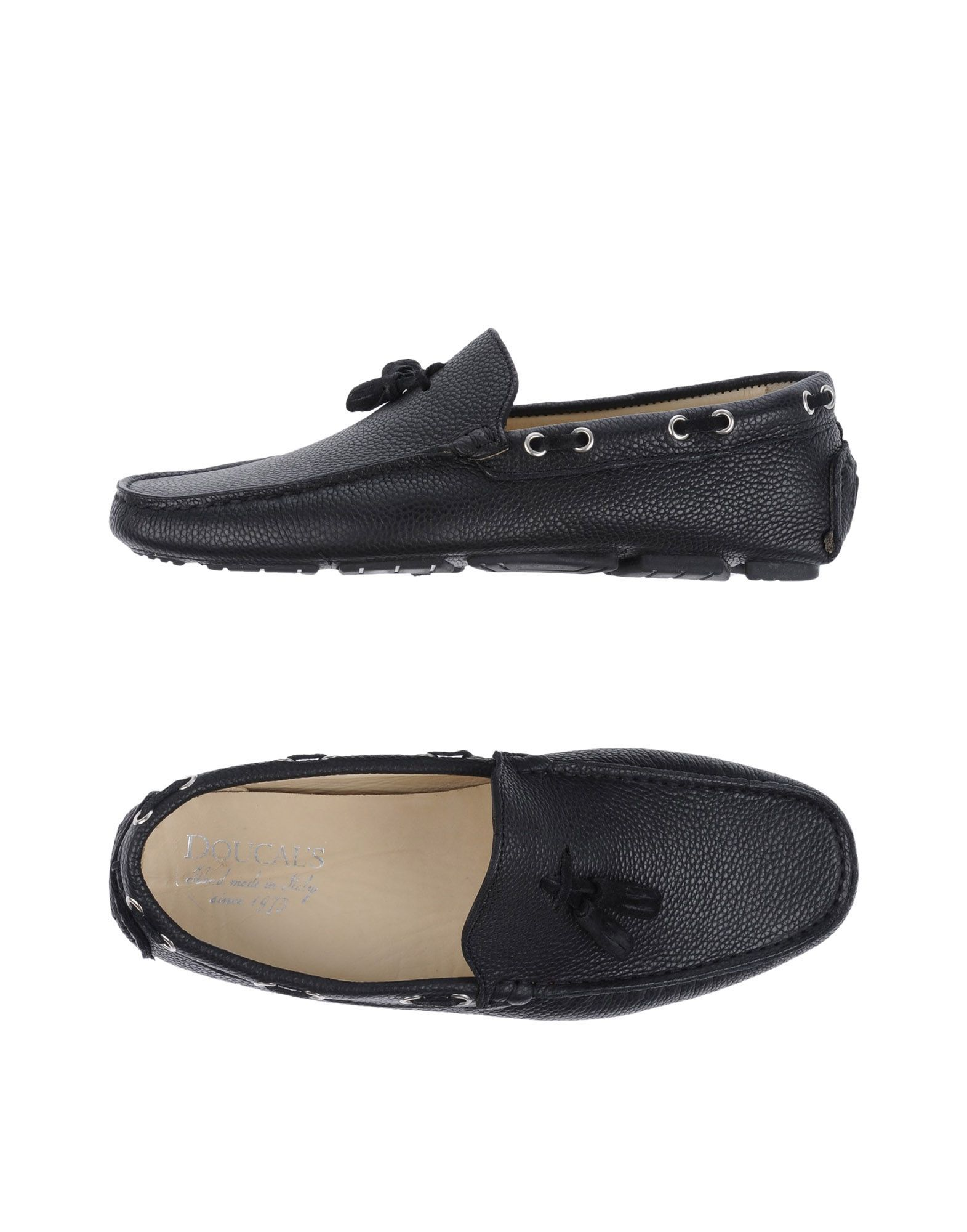 3b43fb1a45a Doucal s Men Loafers on YOOX. The best online selection of Loafers Doucal s.