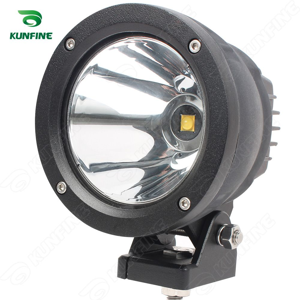 10 30v 25w Car Led Driving Light Work Offroad How To Build High Intensity Warning Flasher For