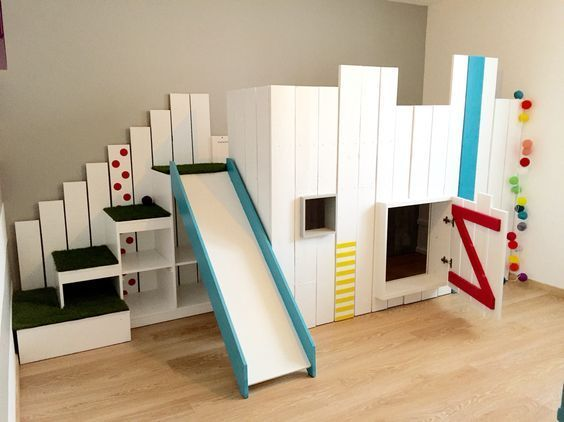 mommo design 10 ikea kura hacks ikea in 2019 chambre. Black Bedroom Furniture Sets. Home Design Ideas