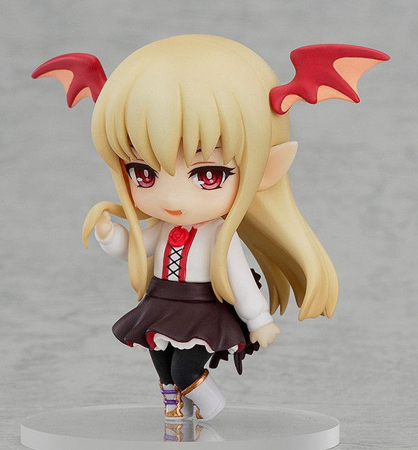 Shingeki no Bahamut Rage of Bahamut Mini Petite Nendoroid Fighter 7 cm