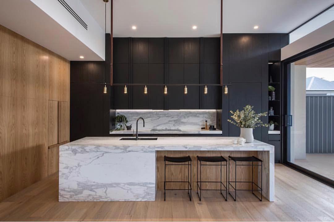 Hello Heaven Gshepherdinterior David Sievers Photography Minimalist Kitchen Design Modern Kitchen Interiors Modern Kitchen Design
