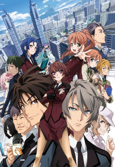 Active Raid Episode 1 10 720p Mkv Eng Sub Latest Anime Anime