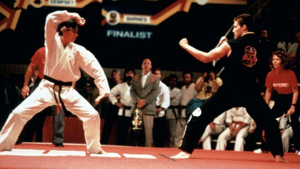 Ver Karate Kid Iii El Desafío Final 1989 Pelicula Completa En Español Online Karate Kid Karate Kid Movie Free Movies Online