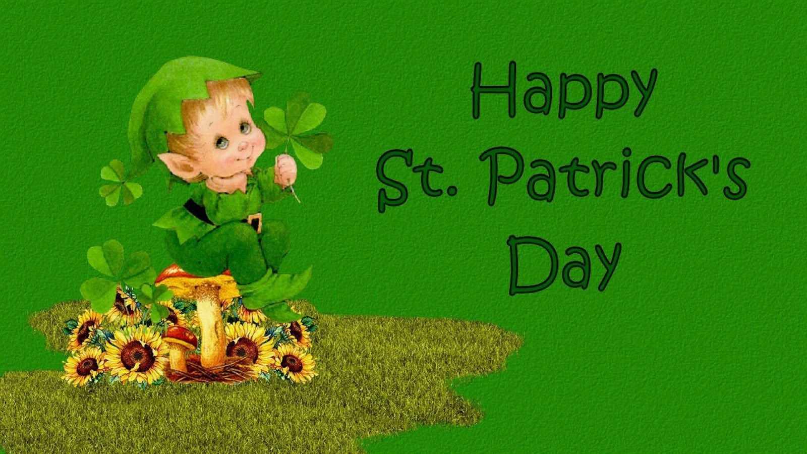 Look - Patricks st. Cute day wallpaper pictures video
