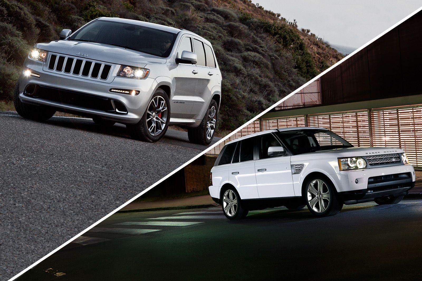 Car News 2012 Jeep Range Rover Sport Jeep
