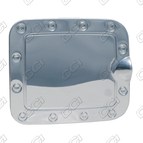 2006 Tacoma Platinum: Toyota Tundra 2003-2006 Chrome Fuel Door Cover (stainless