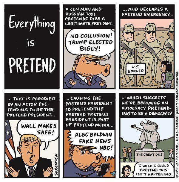 Political Memes, Politics, Cartoon