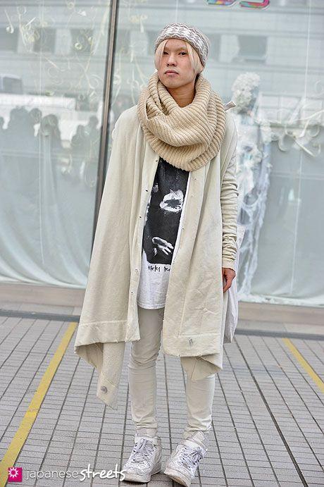 121102-9704: Japanese street fashion in Shibuya, Tokyo.