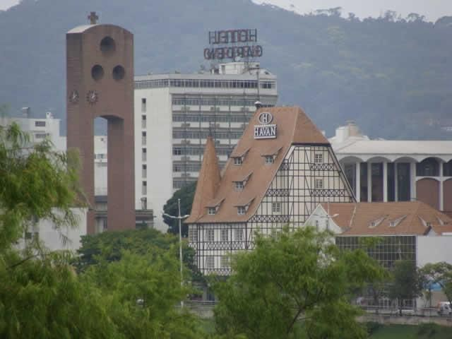 Blumenau, SC, Brazil. I miss home