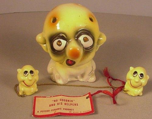 Psycho Ceramics A Primer For Collectors Jeremyriad Ceramics Kitschy Vintage Ceramic
