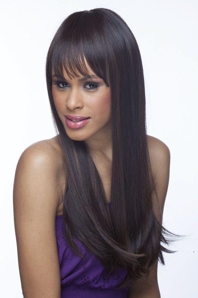 Cherish Synthetic Hair Wig Brooklyn Saga Remy Freetress Equal