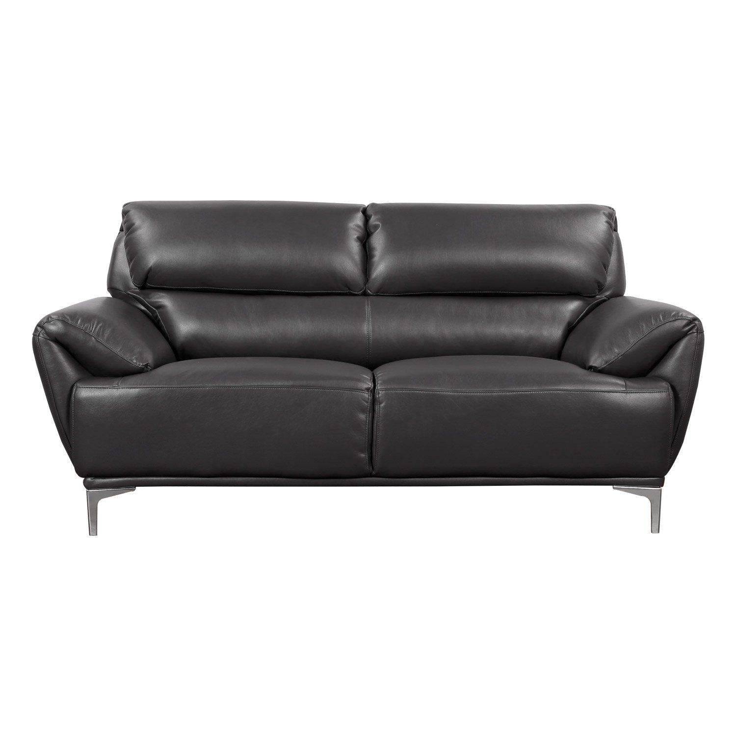 Drago collection loveseat gray products