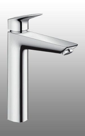 Hansgrohe Logis 190 Basin Mixer | Bathrooms online, Basin mixer and ...