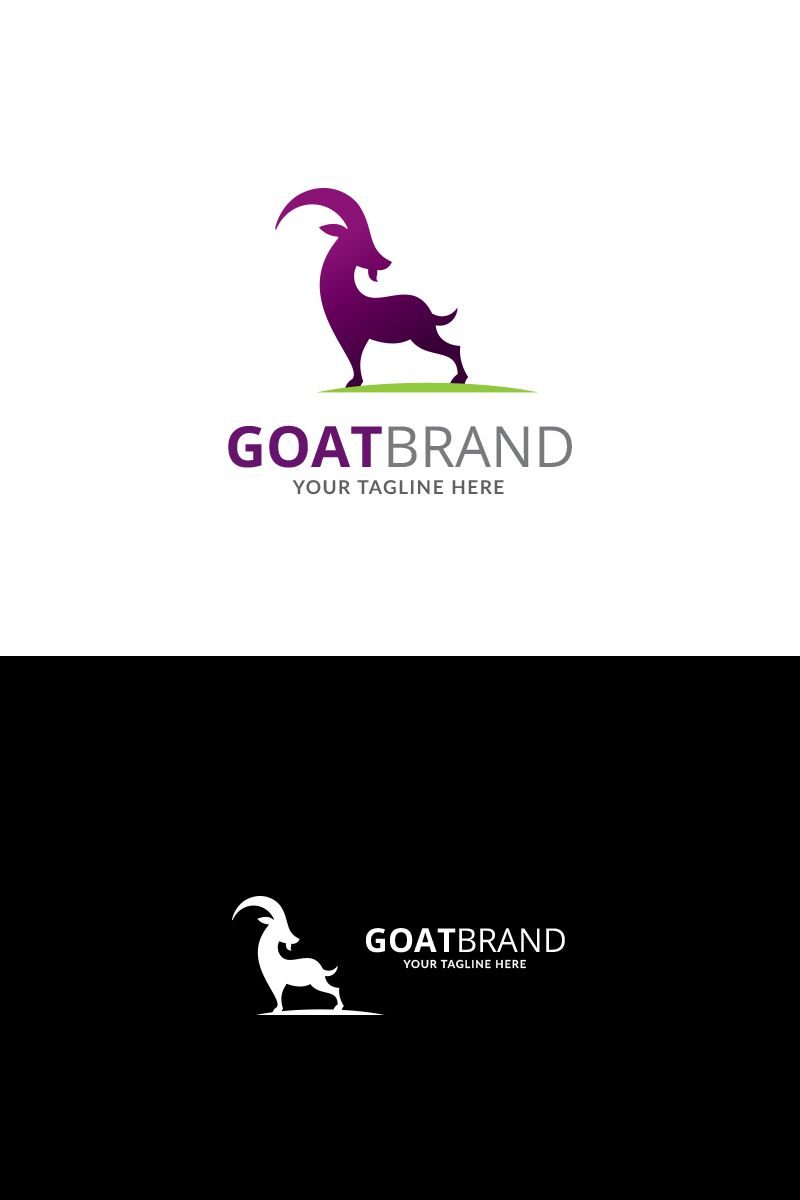 Goat Brand Template Logo Template 72077 (With images