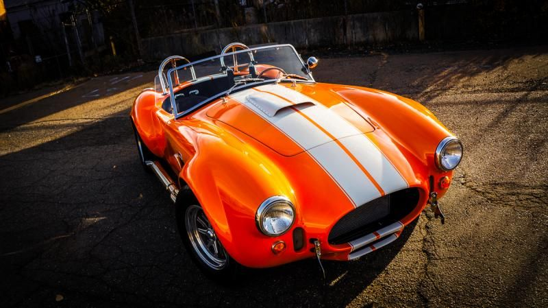 Vintage Motorsports - 1965 Backdraft Racing RT2