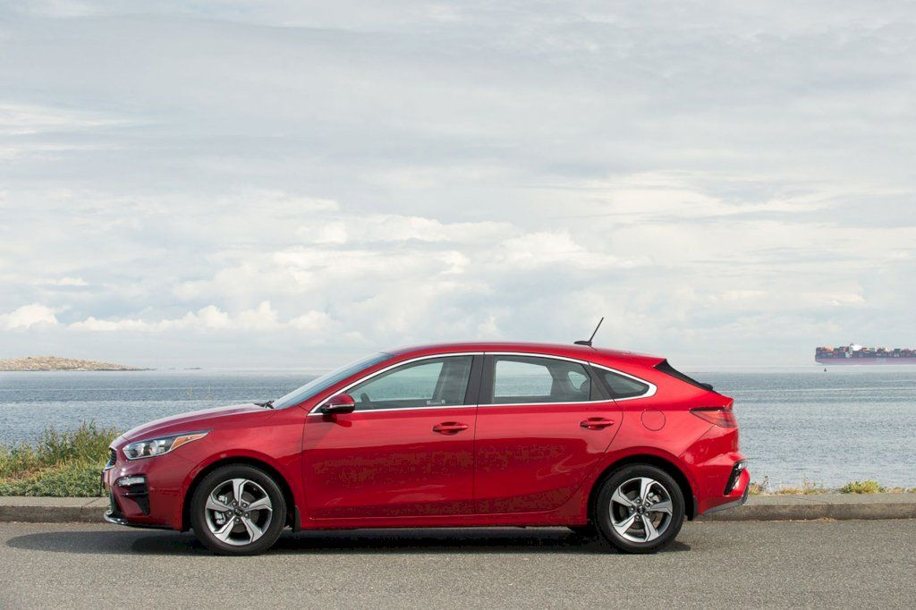 The 2020 Kia Forte Range To Start At 17 695 In Canada