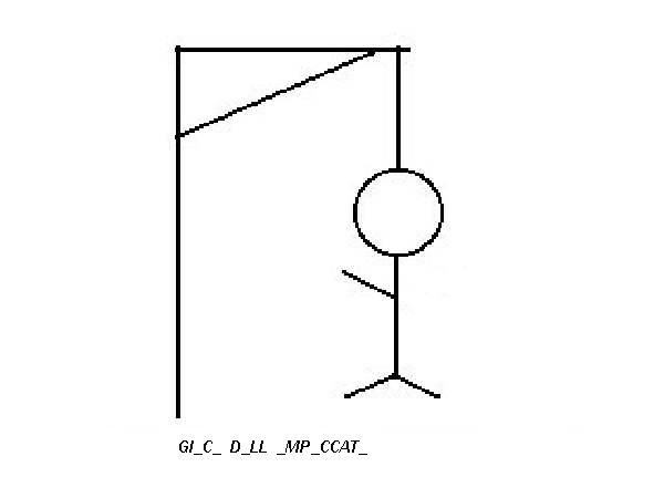 gioco dell impiccato da