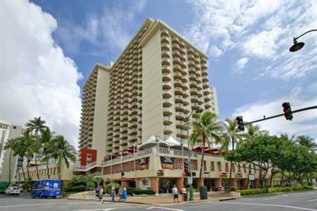 Aston Waikiki Beach Hotel 2570 Kalakaua Avenue Honolulu