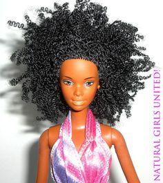#Natural #barbie