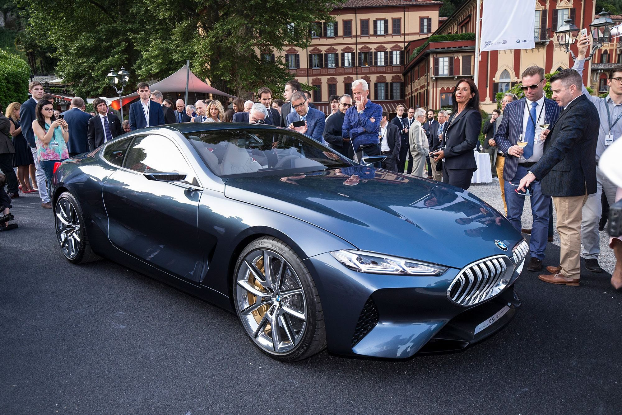 Image May Contain 5 People Car And Outdoor Bmw Bmw Design