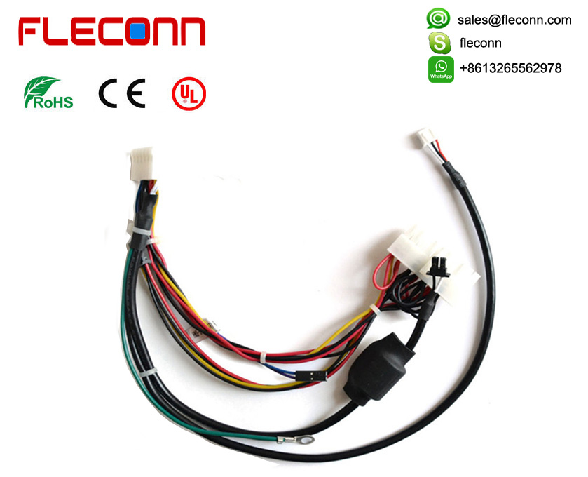 Wire Loom Cable Harness Manufacturer Cable Manufacturing Harness