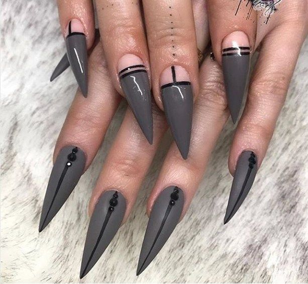 Gel Nails 2018 Artificial For Solar Vs Acrylic Fake Glue On Press Types Of Nail