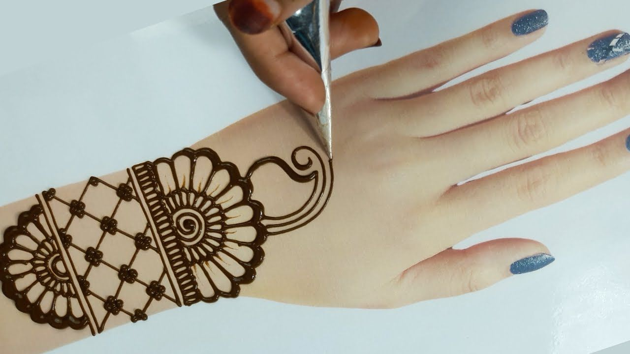 Easy Eid 2020 Mehndi Designs For Hands Mehndi Designs Easy And Simple In 2020 Mehndi Designs For Hands Mehndi Designs For Beginners Latest Mehndi Designs